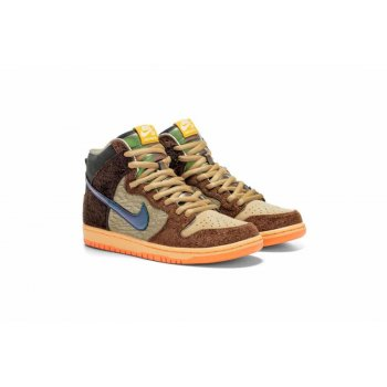 Sko Lave sneakers Nike SB Dunk High x Concepts