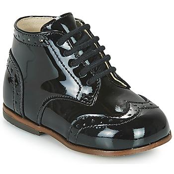 Sko Pige Høje sneakers Little Mary LORD Sort