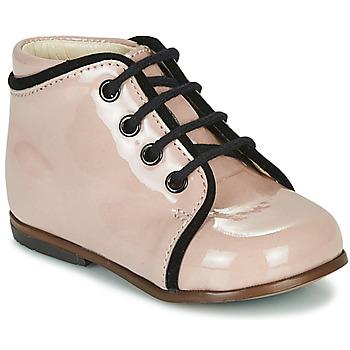Sko Pige Høje sneakers Little Mary MEGGIE Pink