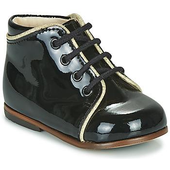 Sko Pige Høje sneakers Little Mary MEGGIE Sort