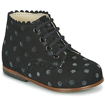 Sko Pige Høje sneakers Little Mary VIVALDI Sort