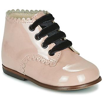 Sko Pige Høje sneakers Little Mary VIVALDI Pink