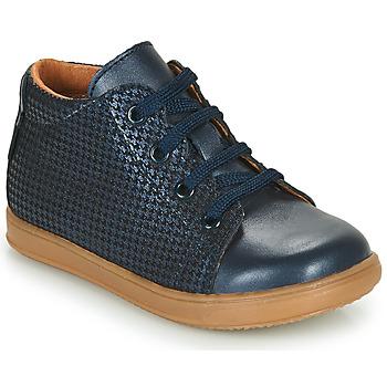 Sko Pige Lave sneakers Little Mary CLELIE Blå