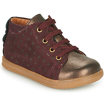 Sko Pige Lave sneakers Little Mary CLELIE Bordeaux
