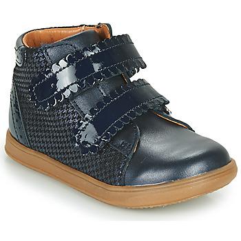 Sko Pige Høje sneakers Little Mary CRISTIE Blå