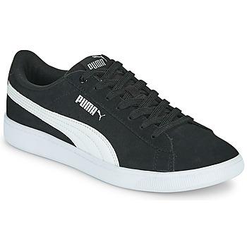 Sko Dame Lave sneakers Puma VIKKY Sort