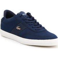 Sko Dame Lave sneakers Producent Niezdefiniowany Lacoste 7-37CMA0013J18 navy
