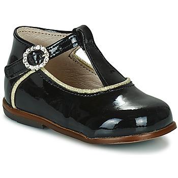 Sko Pige Høje sneakers Little Mary BETHANY Sort