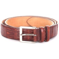 Accessories Herre Bælter Fabrizio Mancini 5404 Brown