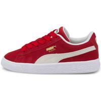 Sko Børn Lave sneakers Puma Suede classic xxi ps Rød