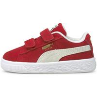 Sko Børn Lave sneakers Puma Suede classic xxi v inf Rød