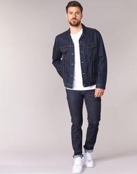 textil Herre Smalle jeans Levi's 511 SLIM FIT Blå