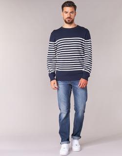 textil Herre Lige jeans Levi's 504 REGULAR STRAIGHT FIT Cloudy / O8996