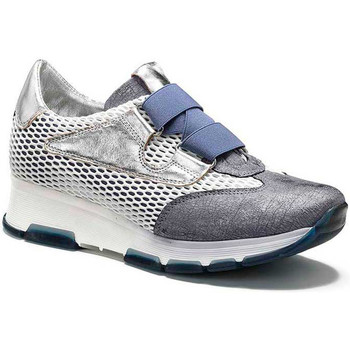 Sko Dame Lave sneakers Keys 5183 Grå