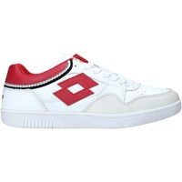 Sko Herre Sneakers Lotto L55816 hvid