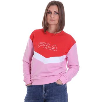 textil Dame Sweatshirts Fila 683161 Lyserød