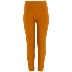 textil Pige Leggings Losan 024-6004AL Brun