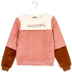 textil Børn Sweatshirts Losan 024-6019AL Beige