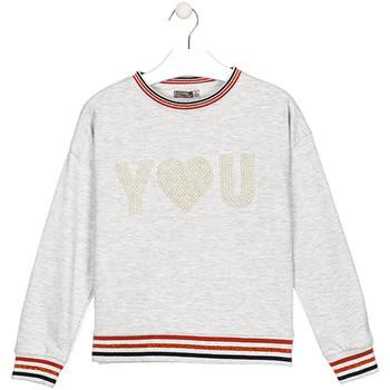 textil Børn Sweatshirts Losan 024-6020AL Grå