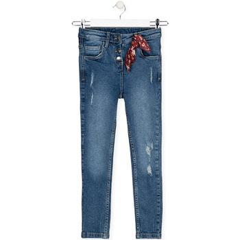 textil Børn Jeans Losan 024-9003AL Blå