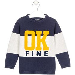 textil Børn Pullovere Losan 025-5005AL Blå