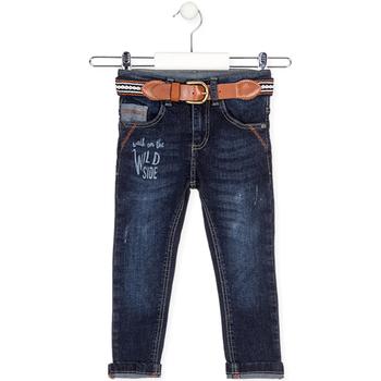 textil Børn Jeans Losan 025-9004AL Blå