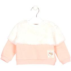textil Børn Sweatshirts Losan 028-6011AL Lyserød