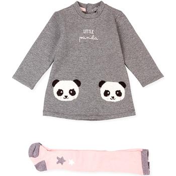 textil Børn Jakkesæt og slips Losan 028-8025AL Grå