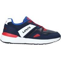 Sko Børn Lave sneakers Levi's VBOS0021S Blå