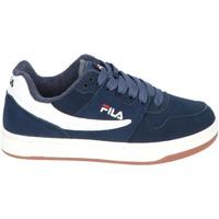 Sko Børn Sneakers Fila 1011083 Blå