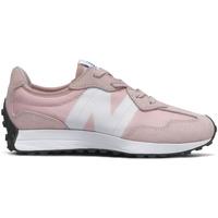 Sko Børn Sneakers New Balance NBYH327CKC Lyserød