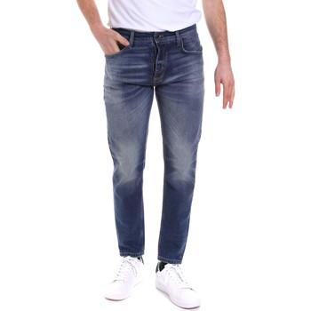 textil Herre Jeans Antony Morato MMDT00251 FA750287 Blå