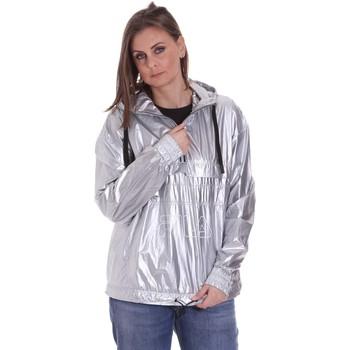 textil Dame Jakker Fila 683202 Sølv