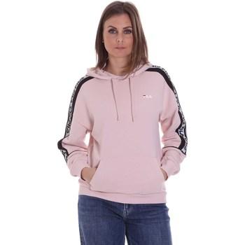textil Dame Sweatshirts Fila 688046 Lyserød