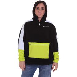 textil Dame Sweatshirts Champion 113465 Sort