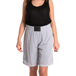 textil Dame Shorts Converse 10007418 Grå