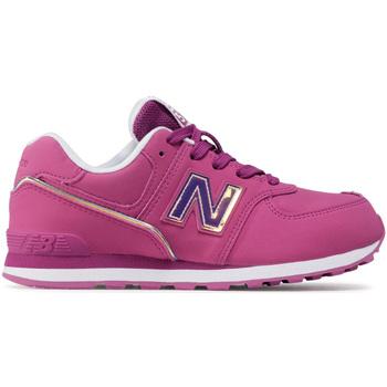 Sko Børn Lave sneakers New Balance NBGC574MTP Lyserød