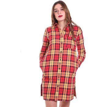 textil Dame Skjorter / Skjortebluser Dickies DK0A4X6GFR01 Rød