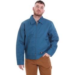 textil Herre Jakker Dickies DK00TJ15CBL1 Blå