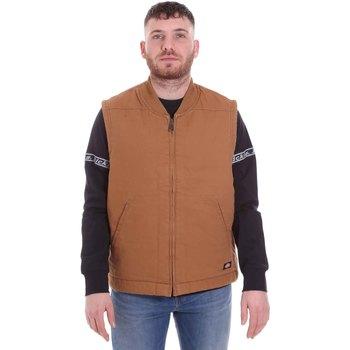 textil Herre Veste / Cardigans Dickies DK0A4X8UBD01 Brun