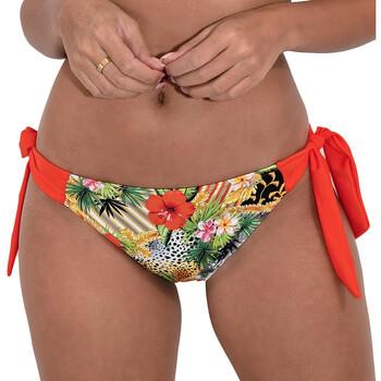 textil Dame Todelt badedragt LPB Woman 025BAS / HAWAI Orange