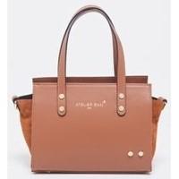 Tasker Dame Håndtasker m. kort hank Atelier Enai MINI CANDI CAMEL