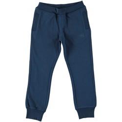 textil Dreng Træningsbukser Ido 4U186 Blu