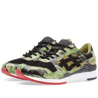 Sko Lave sneakers Asics Gel Lyte III x Atmos Green Camo Green Camo