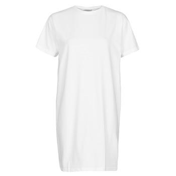 textil Dame T-shirts m. korte ærmer Yurban OKIME Hvid