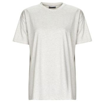 textil Dame T-shirts m. korte ærmer Yurban OKIME Grå