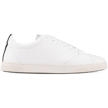 Sneakers Oth  Baskets  Gravière White Recycled Leather / White Sole