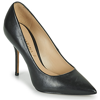 Sko Dame Højhælede sko San Marina GALICIA Sort