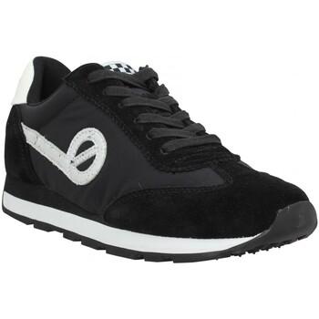 Sko Dame Lave sneakers No Name 135787 Sort