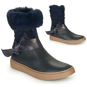 Sko Pige Chikke støvler GBB EVELINA Blå